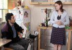 Der Ex-Freund von Sachas Mutter, Mathieu (Vincent Elbaz) hilft Florence (Sara Forestier) dabei, Sacha besser zu verstehen.