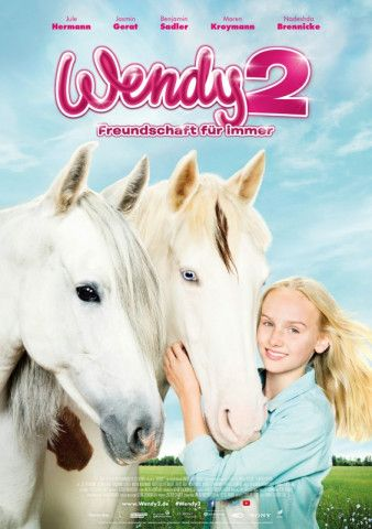 """Der reiterfahrene Regisseur Hanno Oldersissen konzentriert sich in """"Wendy 2 - Freundschaft für immer"""" gewinnbringend gleich auf zwei Pferde."""