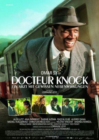"""Omar Sy spielt in """"Docteur Knock - Ein Arzt mit gewissen Nebenwirkungen"""" den Ex-Ganoven Knock."""