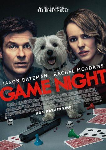 """John Francis Daley und Jonathan Goldsteins Actionkomödie """"Game Night"""" überzeugt mit guten Gags und ausgezeichneten Schauspielern."""