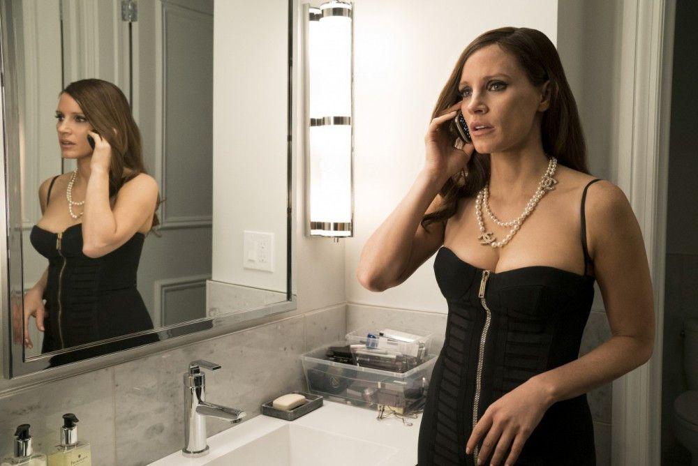 Der luxuriöse Lebensstil, den sich Molly (Jessica Chastain) nun leisten kann, sagt ihr durchaus zu. Ihr Leben selbst jedoch nicht ...