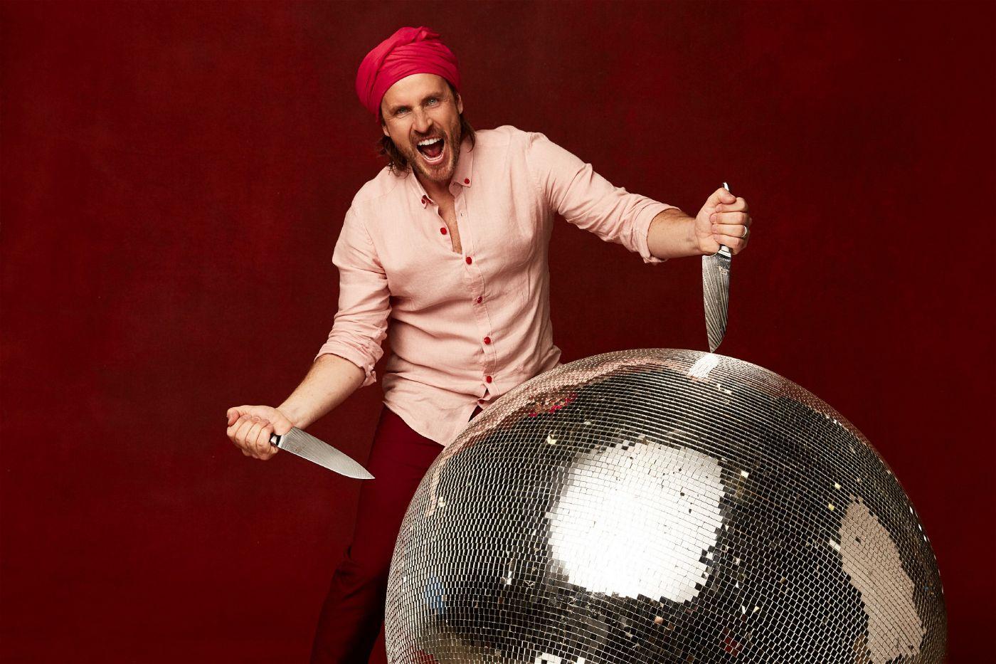 Eduardo Andrés Lopez, besser bekannt als TV-Koch Chakall, ist in Tigre bei Buenos Aires geboren worden.