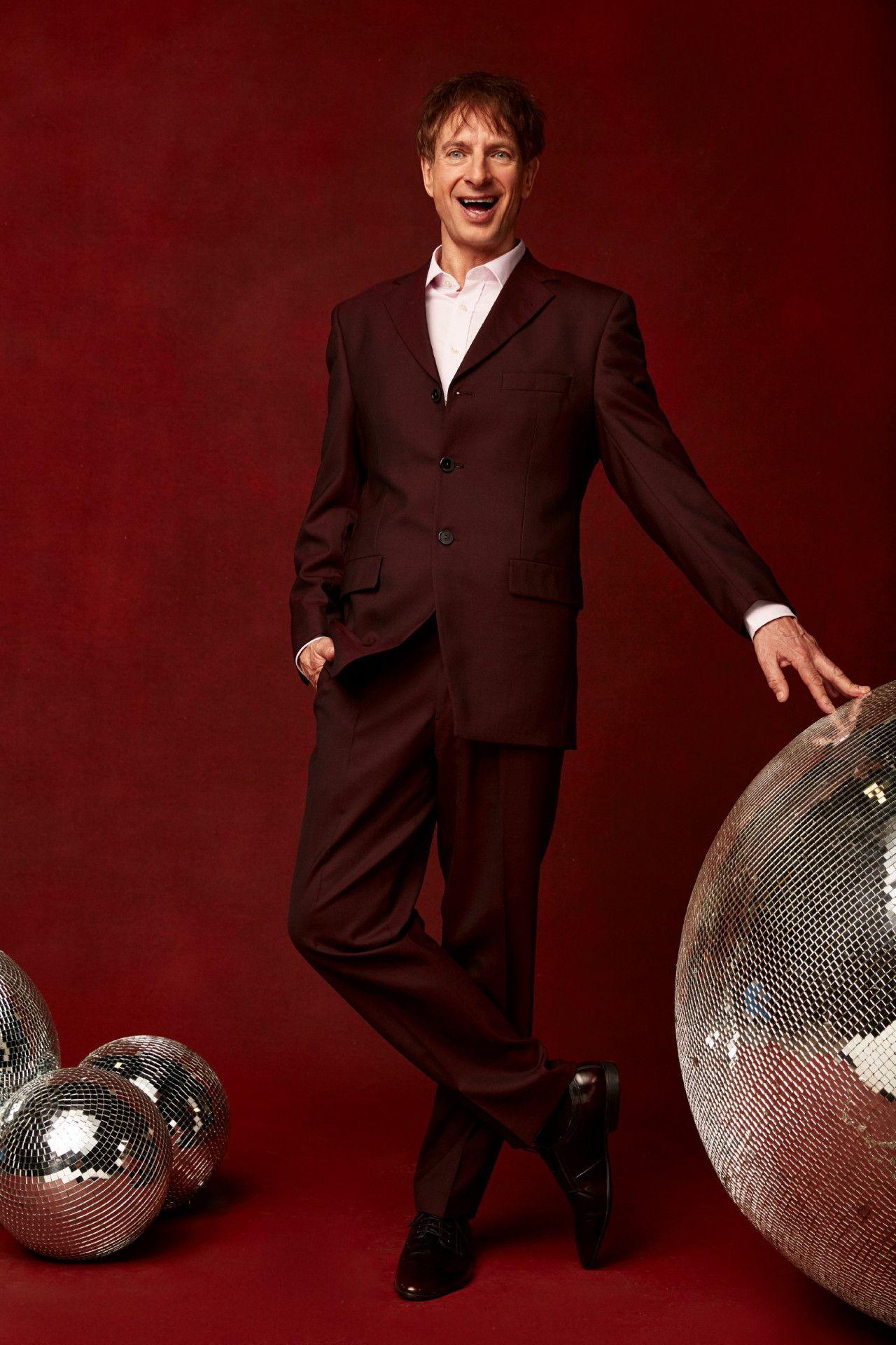 """""""Warum ich bei 'Let's Dance' mitmache? Weil ich einfach Lust draufhabe!"""", erklärt er."""