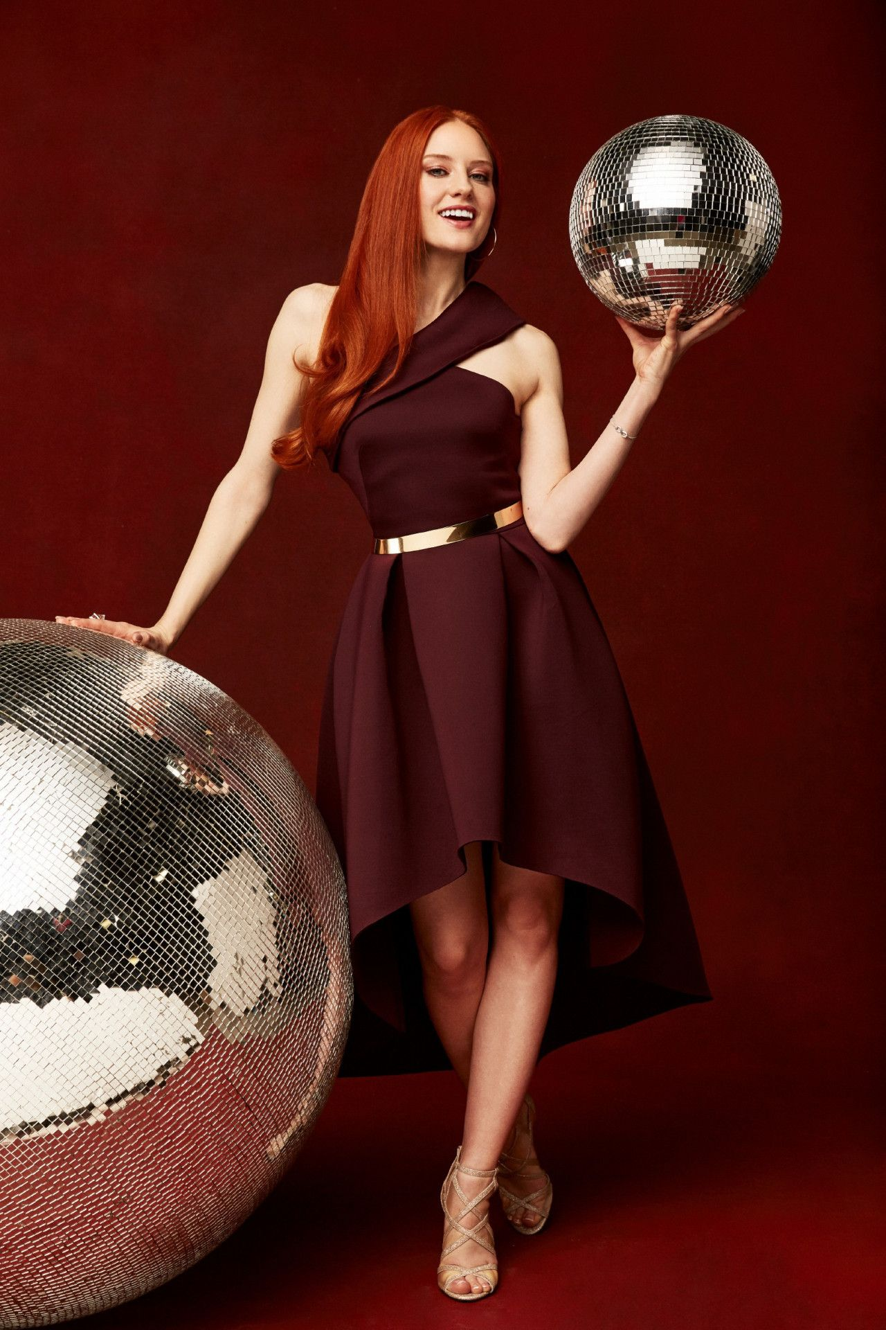 """2007 konnte sie die Casting-Show """"Germany's Next Topmodel"""" gewinnen."""