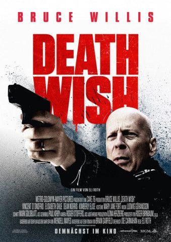 """Bruce Willis wird in """"Death Wish"""" zum Rächer auf Chicagos Straßen."""