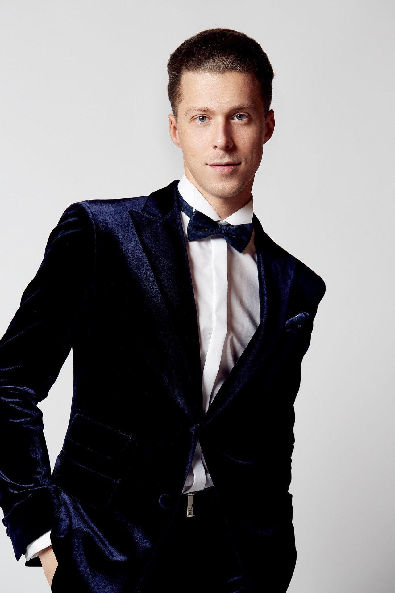 """Denn auch Valentin Lusin nimmt an der RTL-Show als """"Profitänzer"""" teil."""
