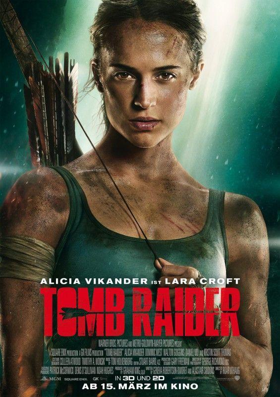 """15 Jahre nach """"Lara Croft: Tomb Raider - Die Wiege des Lebens"""" kommt nun die Neuauflage in die Kinos."""