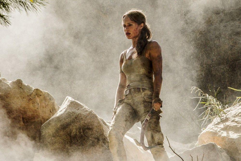 Die Hauptrolle der Lara Croft hat die schwedische Schauspielerin Alicia Vikander übernommen.