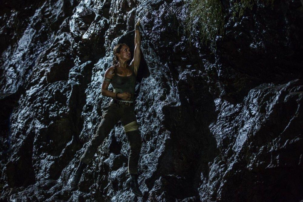 Um ihren Vater zu finden, begibt sich Lara Croft (Alicia Vikander) auf ein gefährliches Abenteuer.