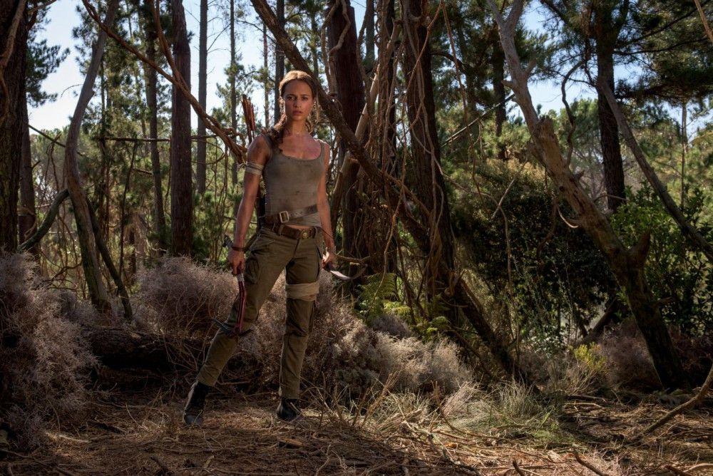 "Motiv aus ""Tomb Raider"""