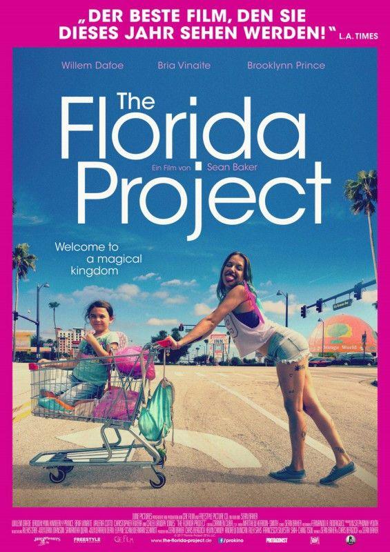 """Disney World liegt gegenüber, die wahren Märchen passieren in """"The Florida Project"""" aber in einem heruntergekommenen Motel."""