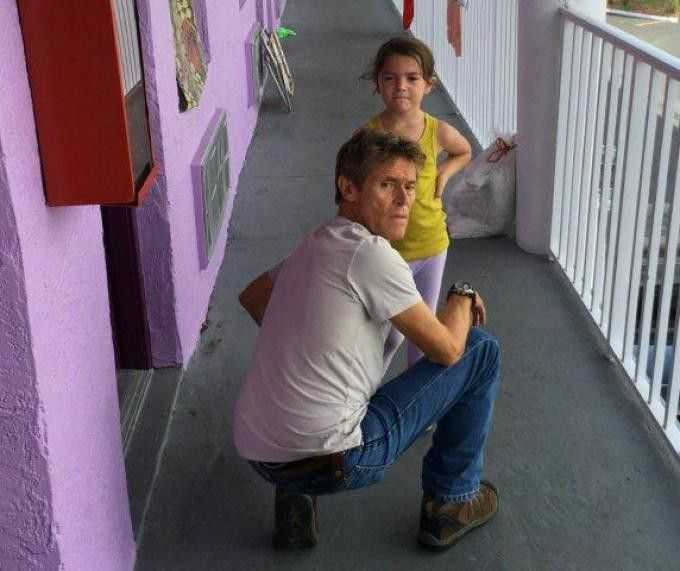 "Motiv aus ""The Florida Project"""