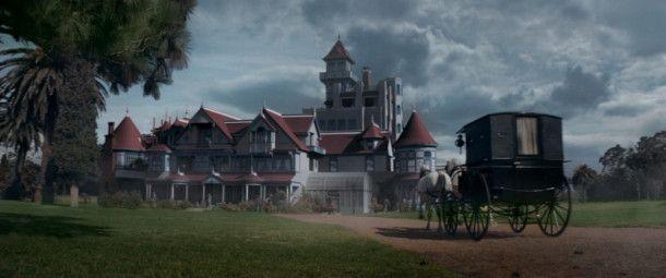 """Motiv aus """"Winchester - Das Haus der Verdammten"""""""