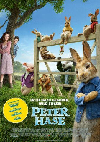 """Will Gluck beschert uns mit dem Familienanimationsfilm """"Peter Hase"""" wahrlich fröhliche Ostern."""