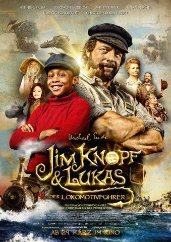 """Dennis Gansels Version von """"Jim Knopf und Lukas der Lokomotivführer"""" hält sich glücklicherweise eng an die Vorlage und ihrer kongenialen Verfilmung durch die Augsburger Puppenkiste."""