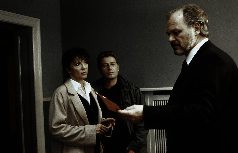 Iris Berben, Zacharias Preen, Michael König