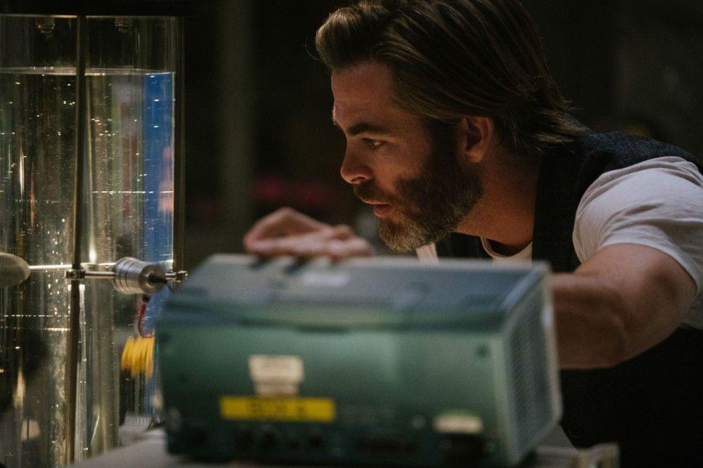 Mr. Murry (Chris Pine) verschwand bei einem seiner Physik-Experimente spurlos.