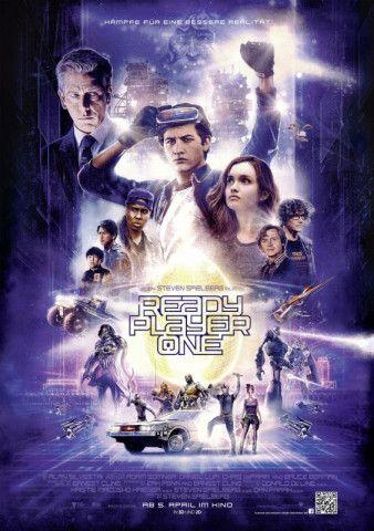 """Steven Spielberg verfilmte Ernest Clines Sci-Fi-Roman """"Ready Player One"""". Das Ergebnis ist wie ein gutes Spiel: Es macht Spaß."""