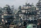 Die Stacks - eine Art futuristischer Slums - sind nicht gerade ein schöner Ort zum Leben.