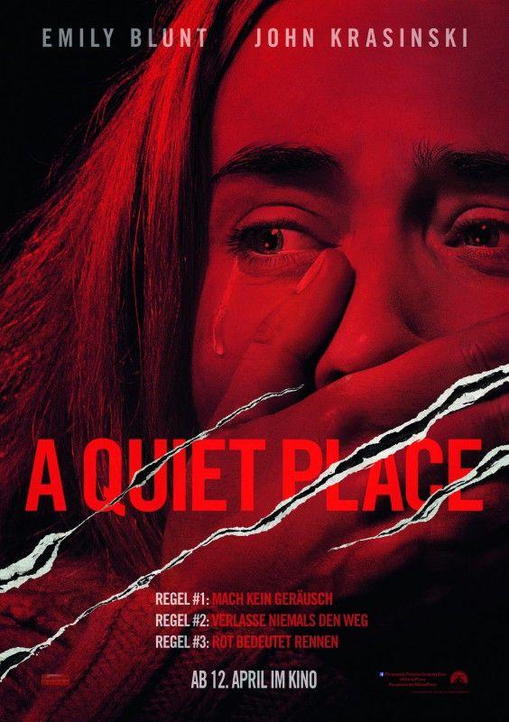 """""""A Quiet Place"""" ist ein packender Endzeit-Thriller mit einer originellen Grundidee."""