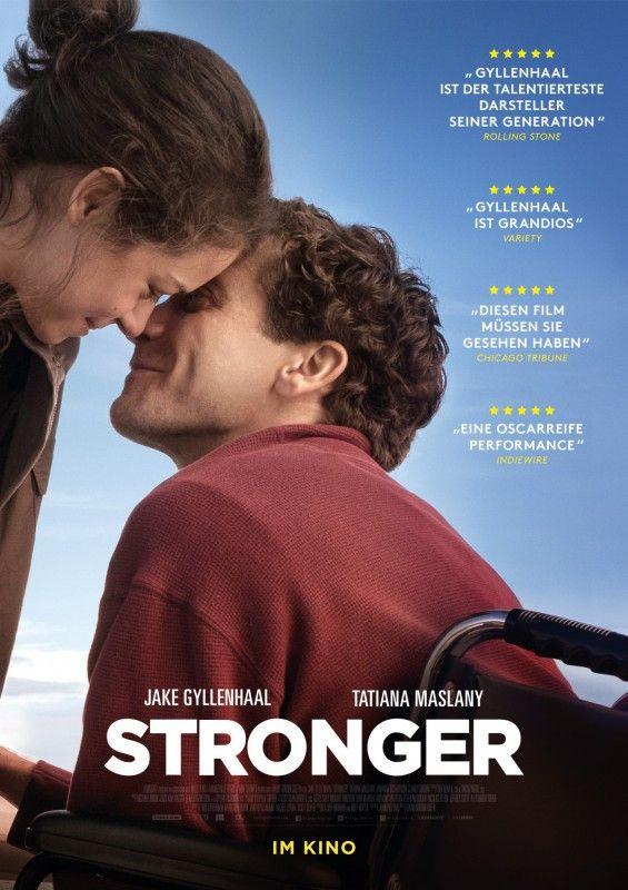 """""""Stronger"""" ist die Geschichte von Jeff Bauman, der beim Anschlag auf den Boston-Marathon verletzt wurde."""