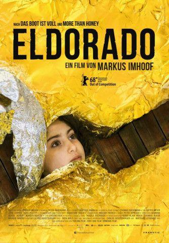 """In seinem berührenden Dokumentarfilm """"Eldorado"""" deckt Markus Imhoof auf, dass verheißungsvolle Goldfolie gegen Unterkühlung meist das Einzige bleibt, was wir den perspektivlosen Flüchtlingen letztlich anbieten."""