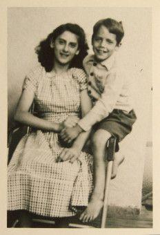 Ein Bild aus glücklichen Tagen: Regisseur Markus Imhoof und seine geliebte Schwester im Geiste Giovanna.