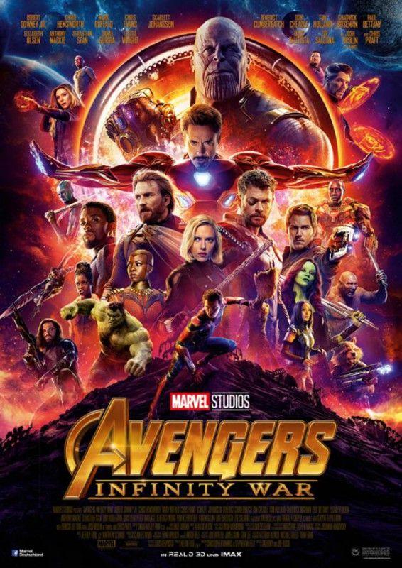 """Der programmierte Overkill: """"Avengers: Infinity War""""."""