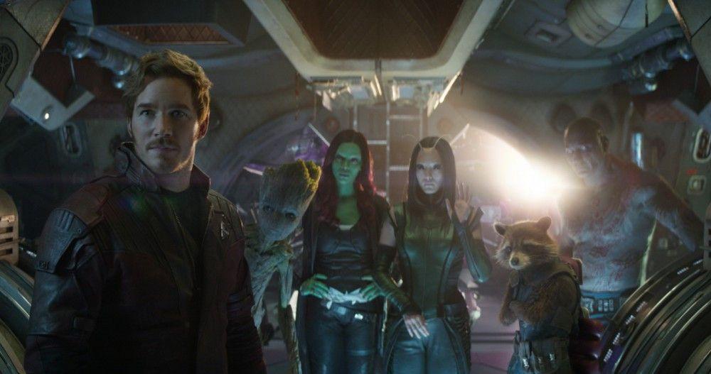 """Auch die """"Guardians of the Galaxy"""" unterstützen die Avengers im Kampf gegen Thanos."""