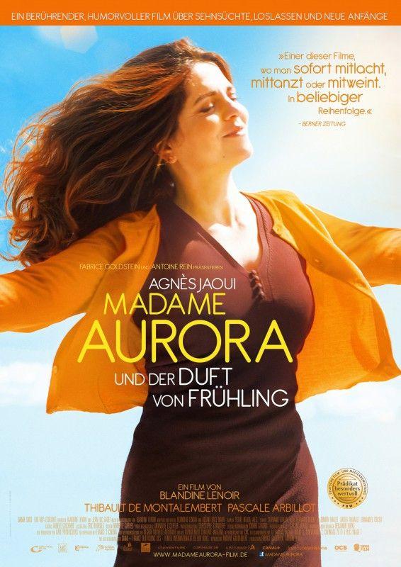 """Ein weiterer Film über die Menopause: """"Madame Aurora und der Duft von Frühling""""."""
