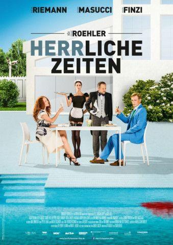 """Toll treibt's der Roehler: Der kontroverse Kult-Regisseur Oskar Roehler legt mit """"HERRliche Zeiten"""" eine ebenso freche wie vielschichtige Farce vor."""