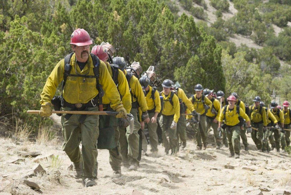 Die Granite Mountain Hotshots sind eine Elitetruppe der Feuerwehr.