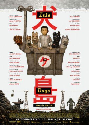"""In """"Isle of Dogs - Ataris Reise"""" kommt Regisseur Wes Anderson auf den Hund - und das ist ziemlich unterhaltsam."""