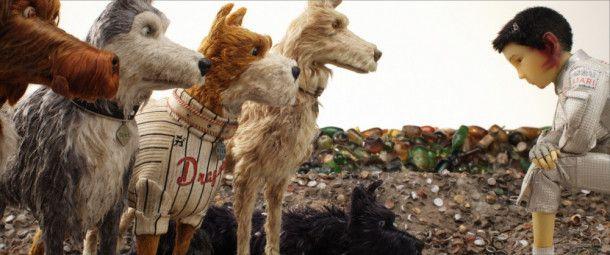 Die Alpha-Dogs sind ganz angetan von der Leidenschaft, mit der Atari nach seinem Hund Spots sucht.