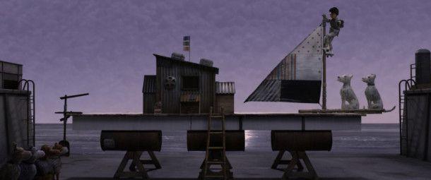 "Motiv aus ""Isle of Dogs - Ataris Reise"""