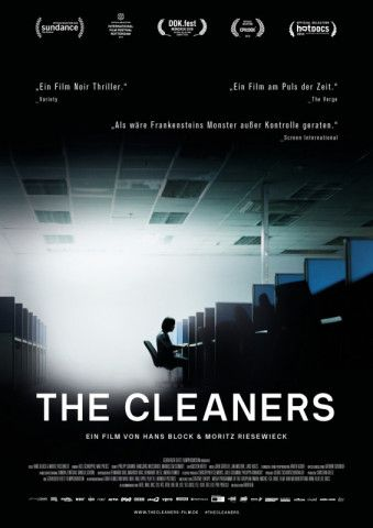 """""""The Cleaners"""" gibt den Menschen eine Stimme, die täglich den digitalen Dreck wegräumen und fragt nach der Macht sozialer Netzwerke."""