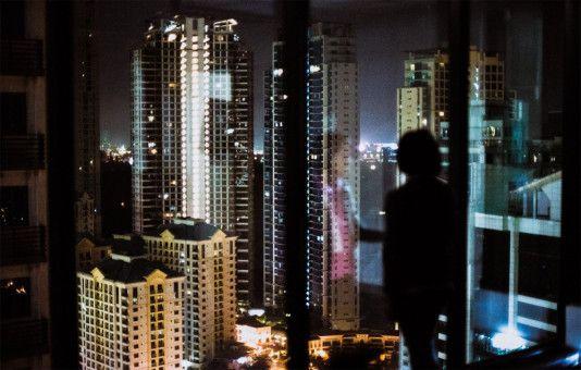 In Manila hat die Löschung von Einträgen sozialer Netzwerke industrielle Ausmaße angenommen.