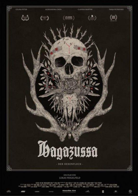 """""""Hagazussa - Der Hexenfluch"""" ist ein minimalistischer aber stimmungsvoller Horrorfilm."""