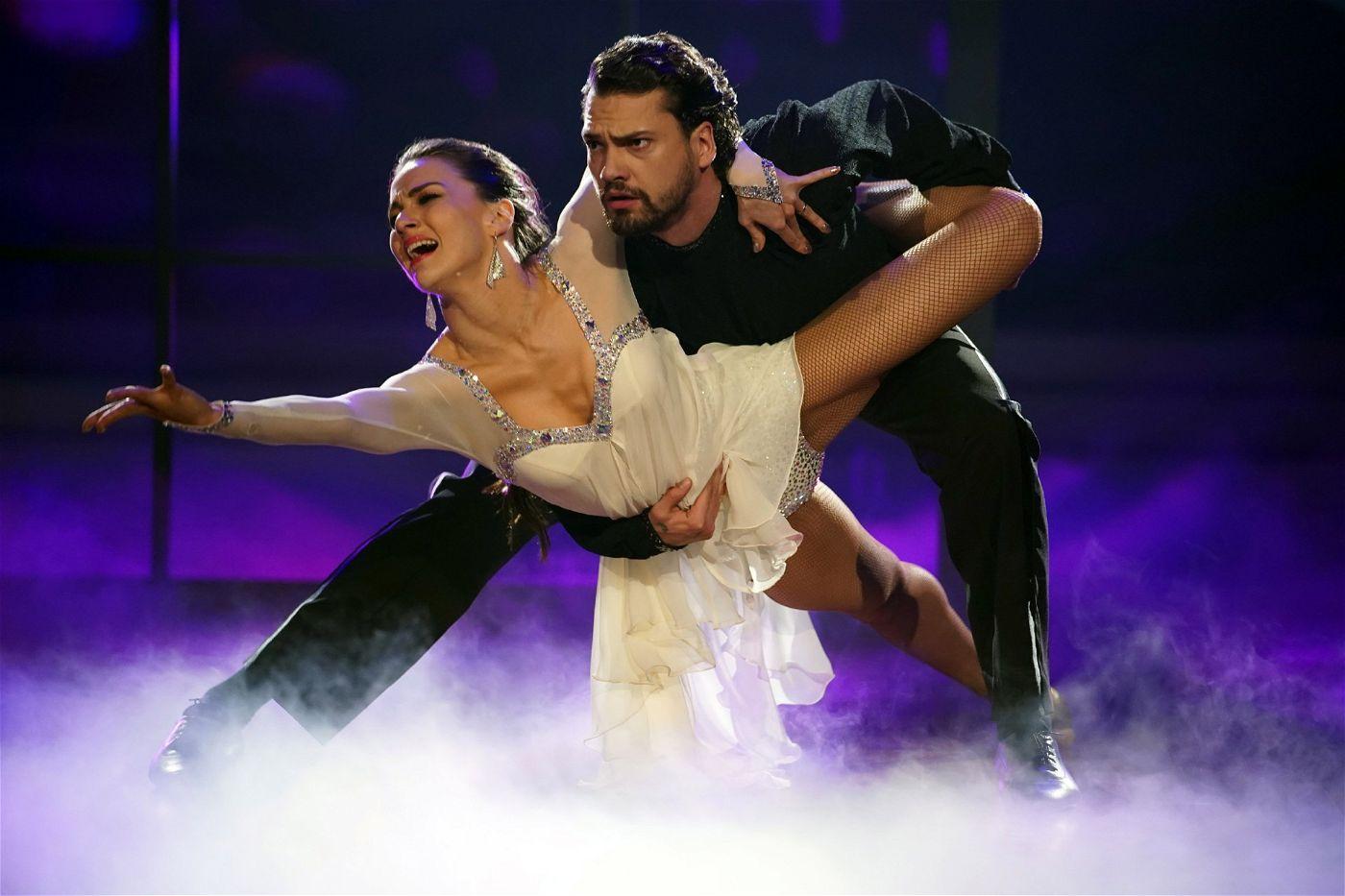 """Leidenschaft und Emotionen sind ebenfalls fester Bestandteil von """"Let's Dance""""."""