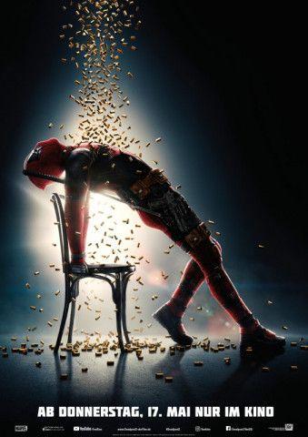 """Marvels etwas anderer Superheld kommt mit """"Deadpool 2"""" zurück."""