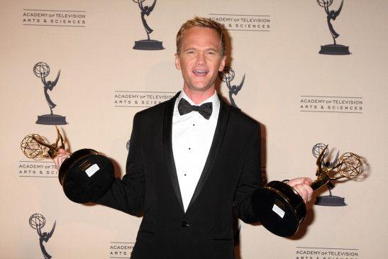 Neil Patrick Harris bei einer Emmy-Verleihung.