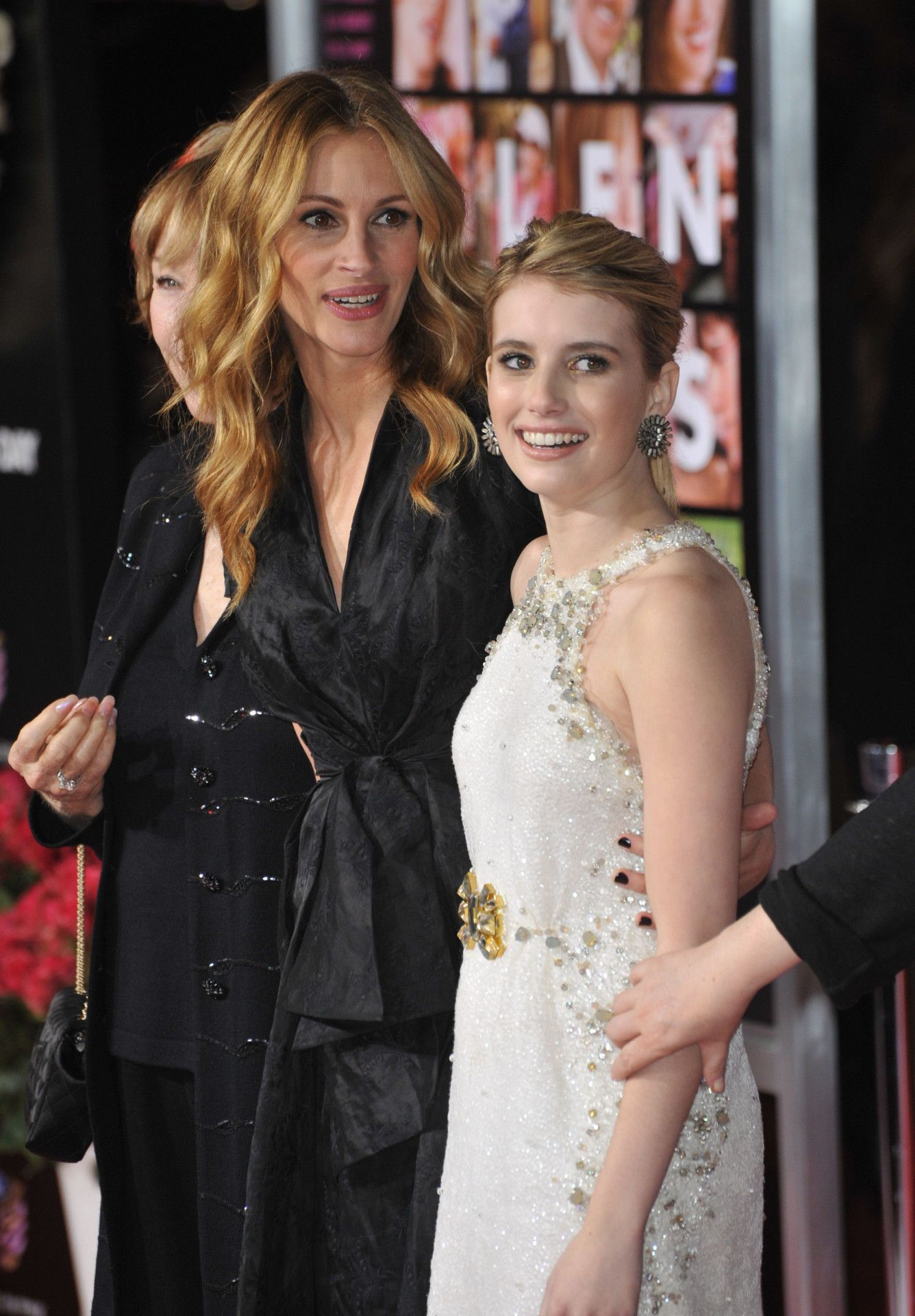 Die Nichte von Julia Roberts, Emma Roberts, ist ebenfalls eine erfolgreiche Schauspielerin.
