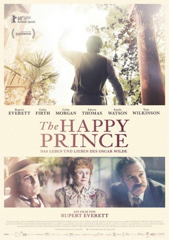 """Rupert Everett erzählt in seinem Regiedebüt """"The Happy Prince"""" von den letzten, von Armut, Melancholie und Krankheit geprägten Lebensjahren Oscar Wildes."""