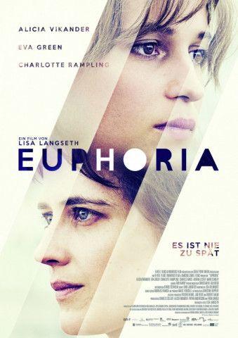 """Was vom Leben übrig bleibt: In """"Euphoria"""" soll eine trotzige Künstlerin ihre weinerliche Schwester in den Freitod begleiten."""