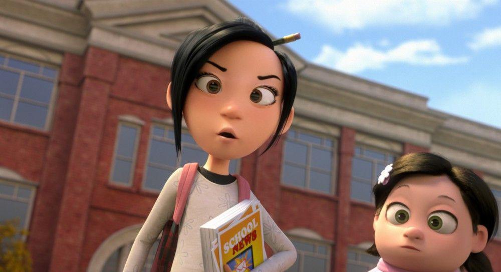 Luis' bekommt Unterstützung von der coolen Schulreporterin Jennifer (Franciska Friede).