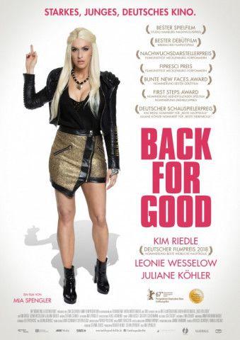 """Ein tolles Kinodebüt: """"Back for Good"""" von Mia Spengler durfte gleich zur Berlinale. Zu Recht."""
