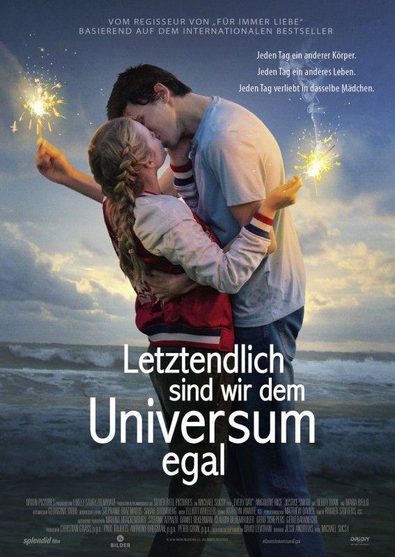 """""""Letztendlich sind wir dem Universum egal"""" ist die Verfilmung des Bestseller-Romans von David Levithan."""