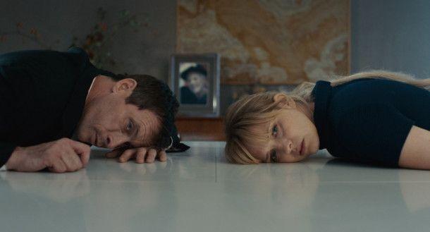 Hans (Marc Hosemann) und Laura (Laura Tonke) ist die Romantik in ihrer Beziehung abhandengekommen.