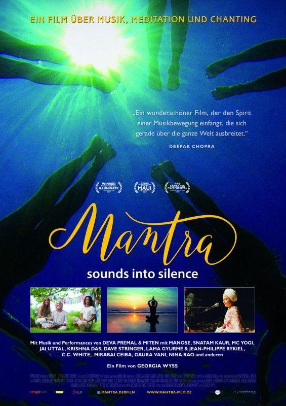 """Georgia Wyss und Wari Oms Dokumentarfilm """"Mantra - Sounds into Silence"""" beschäftigt sich mit dem Siegeszug des Kirtan-Singens in der westlichen Welt."""