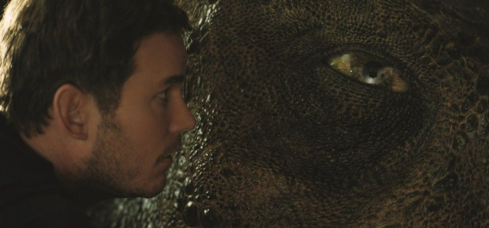 """Motiv aus """"Jurassic World: Das gefallene Königreich"""""""